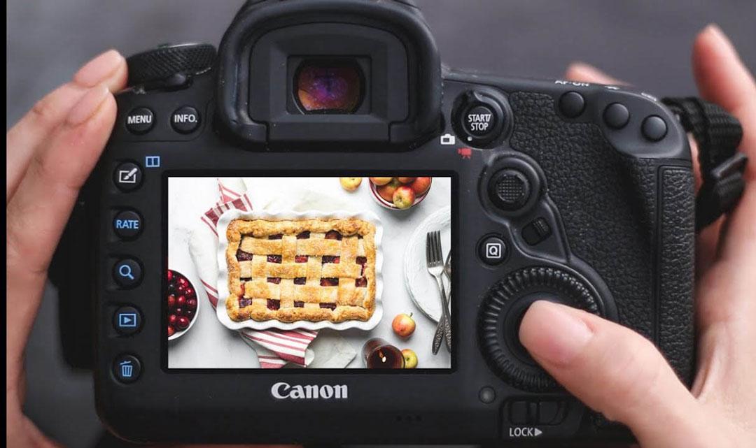 اشتباهات رایج در عکاسی محصولات غذایی