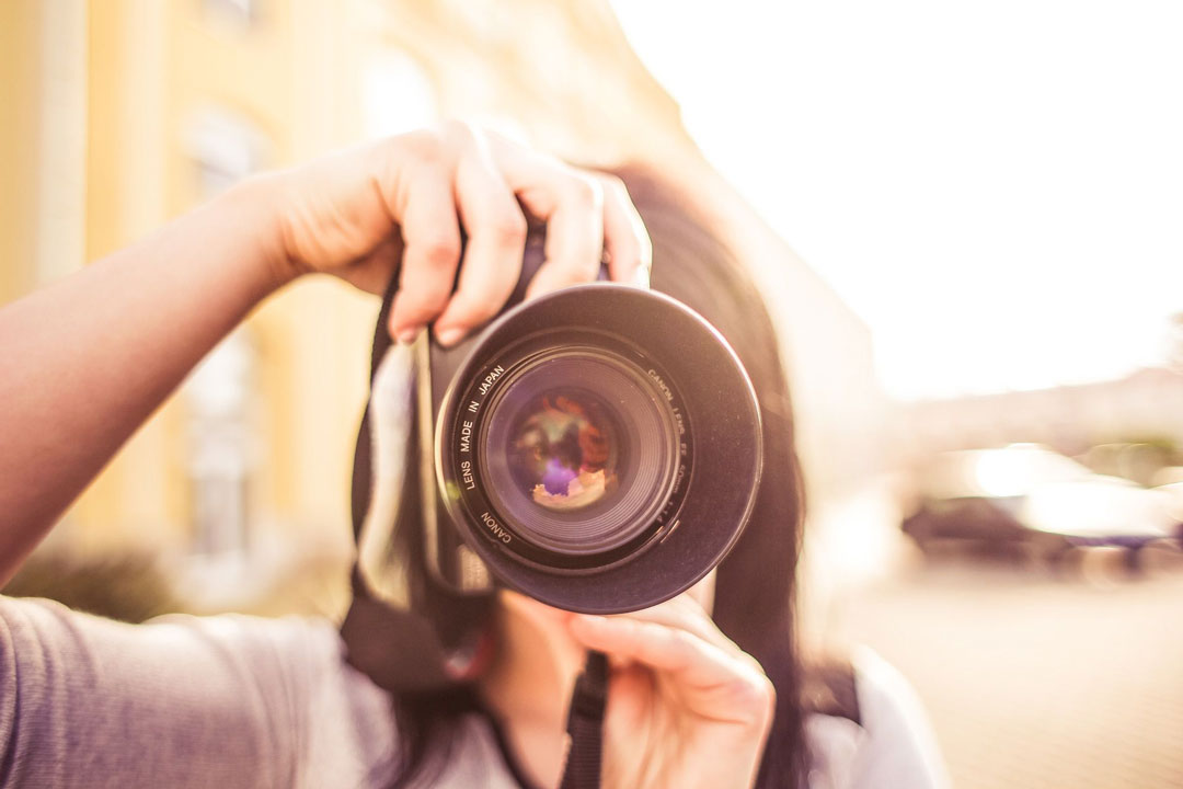 عادت اشتباه عکاسی