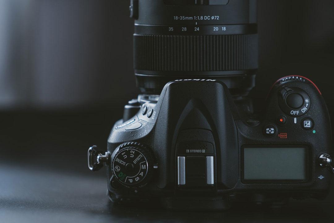 تایمر خودکار دوربین