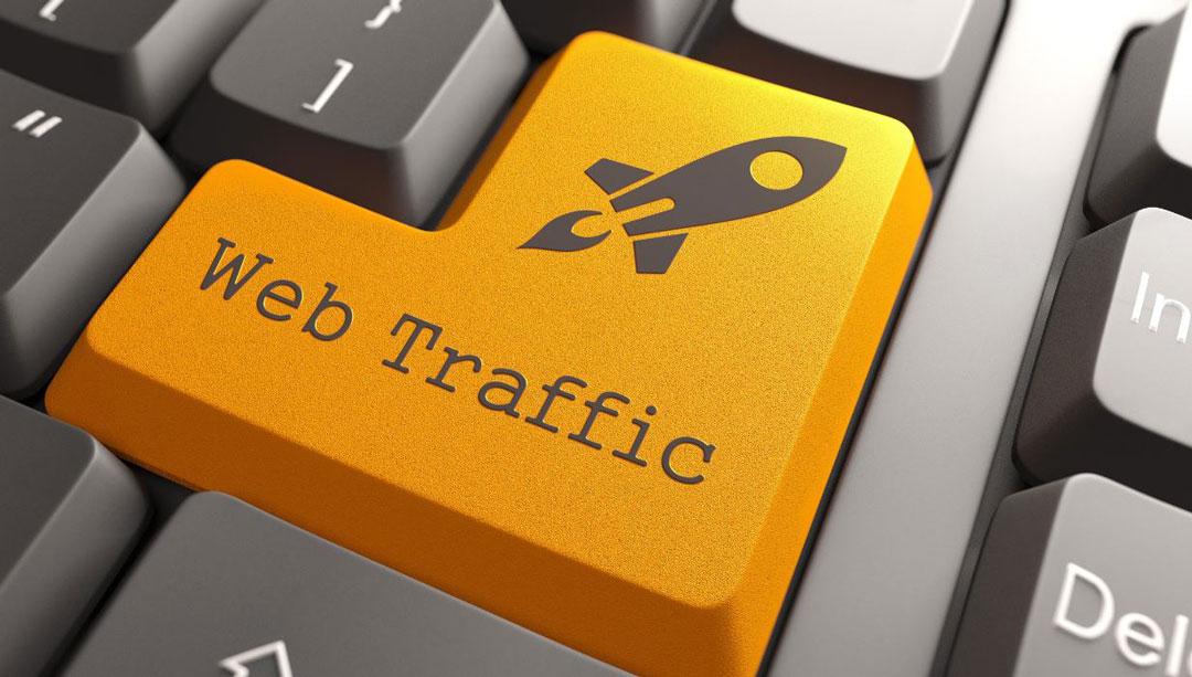 افزایش ترافیک وبسایت