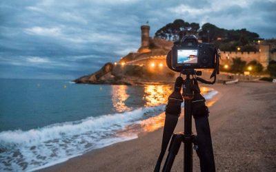 تکنیک های استفاده از سه پایه در عکاسی صنعتی